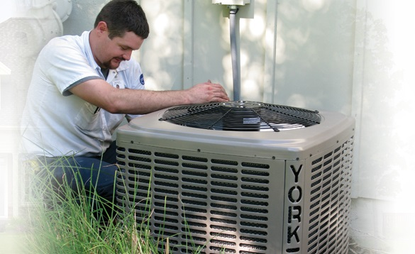 Residential Air Conditioner Installation