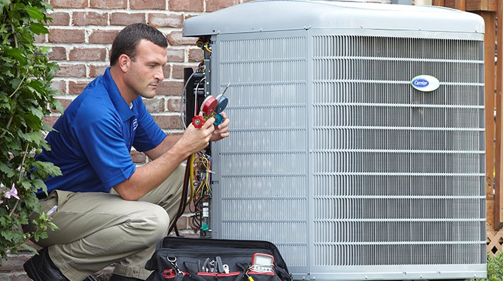 Residential Air Conditioner Repair