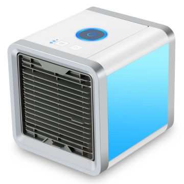Small Fan Cooling Portable Cooler USB Rechargeable