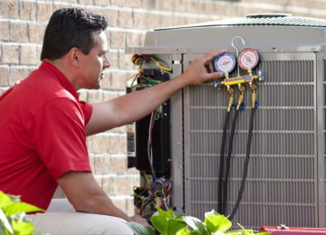 Fast Repair Service and Professional Installation of Air Conditioner for Office in Broward County Florida